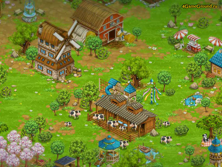 Online Spiel Big Farm