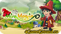Join the huge online world of Miramagia game!