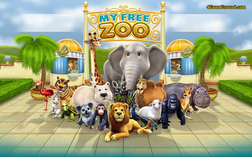Wellcome to My Free Zoo!