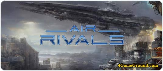 Play AirRivals game online for free!