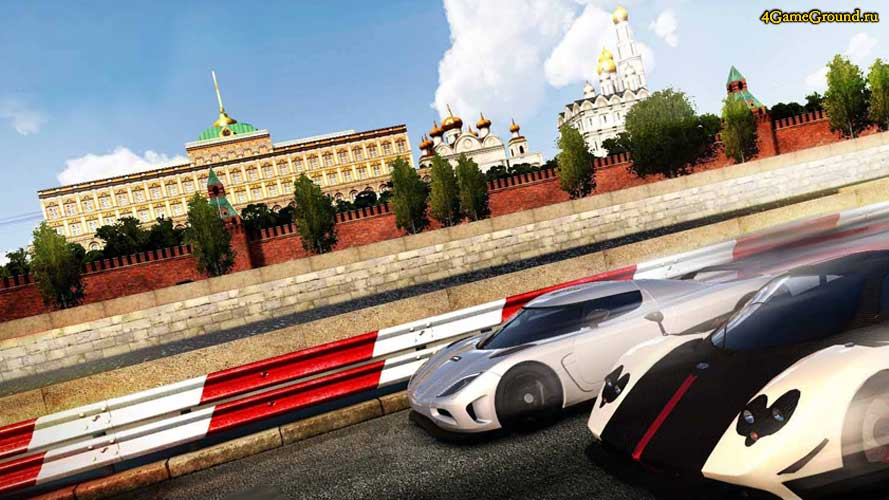 Auto Club Revolution - in Moscow