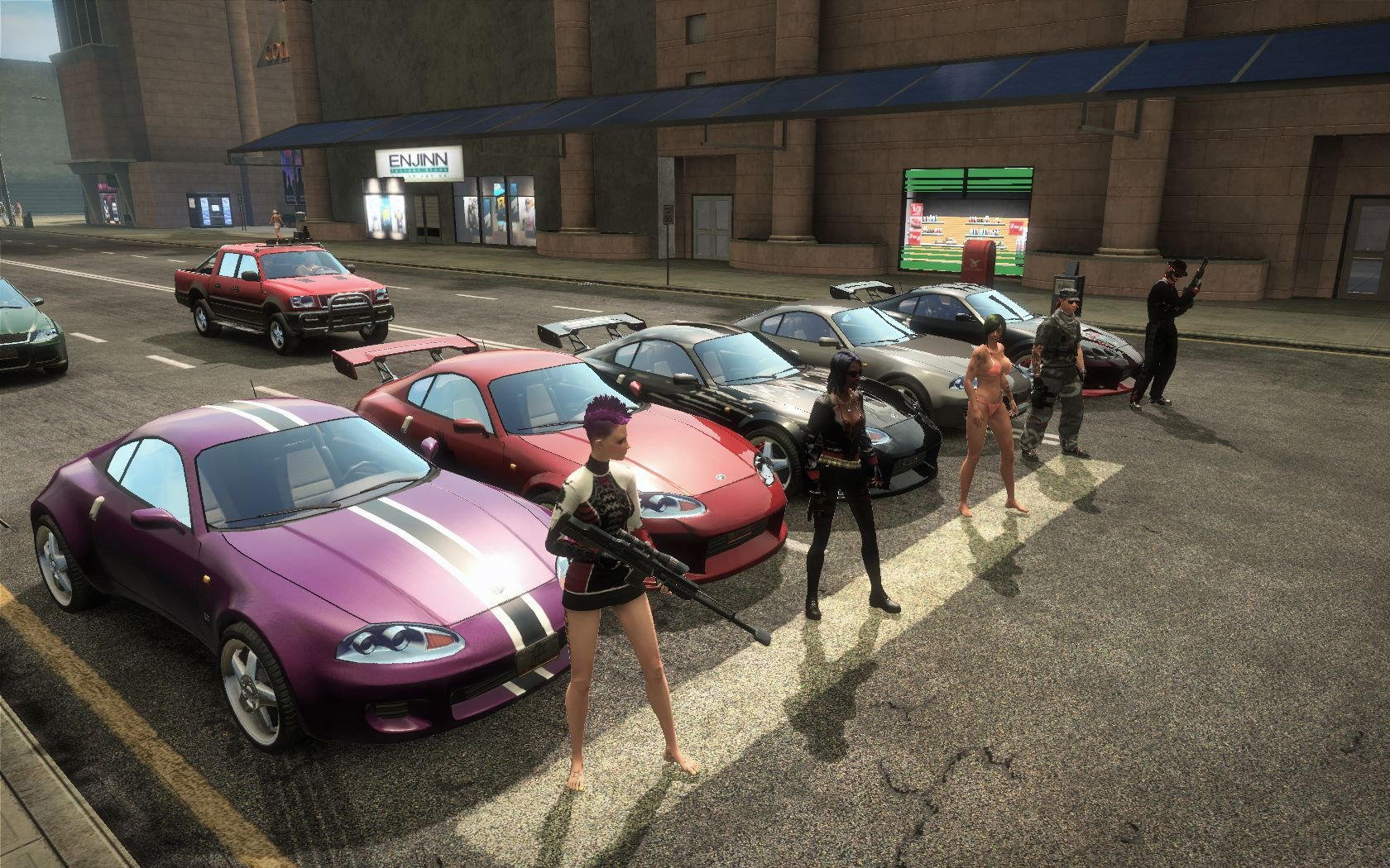 Apb reloaded - your cars