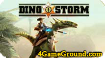 DinoStorm - Become a sheriff and get the title of hero of Dinoville!