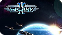 Galaxy Online 2 - Fight against the enemy fleet