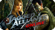 Jagged Alliance Online - adrenaline guaranteed!
