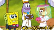 SpongeBob brave viking