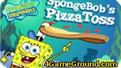 SpongeBob SquarePants: Pizza Toss