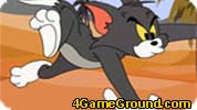 Tom and Jerry travel