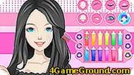 Happy Easter Girl Makeover game