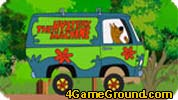 Scooby Doo auto racing