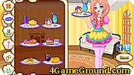 Cupcake Shop Maid Dressup