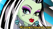 Monster High Frankie Stein Salon