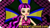 Monster High Draculaura carnival
