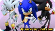 Sonic The legendary blue hedgehog