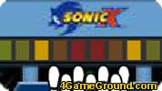 Bowling with Sonic