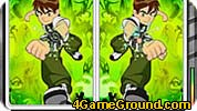 Ben10 – Spot the Difference