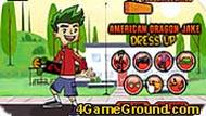 American Dragon Jake Dress Up