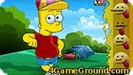 Bart Simpson Game