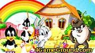 Baby Looney Tunes Hidden Letters