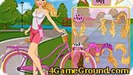 Barbie Goes Cycling