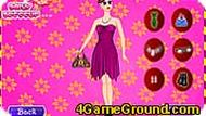 Barbie Spring Dress Up 2