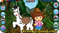 Dora Pony Dress Up Game