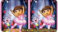 Dora Spot The Differences