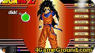 Dragon Ball Z Goku Dressup