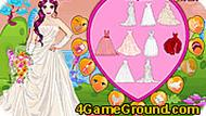 Dream Wedding Dressup