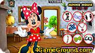 Minnie Mouse Dressup