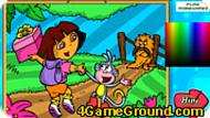 Dora and Boots Color