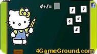Hello Kitty Math Game