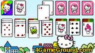 Hello Kitty Solitaire