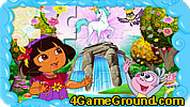 Jolly Jigsaw Puzzle – Dora the Explorer