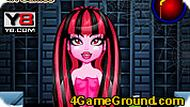 Monster High Draculaura Hairstyles