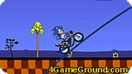 Super Sonic Extreme Biking