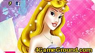 Princess Aurora Make Up