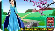 Mulan Dressup Game
