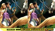 Rapunzel and Flynn Difference