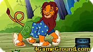 Simba The Lion King DressUp