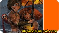 The Croods Jigsaw