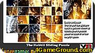 The Hobbit Sliding Puzzle