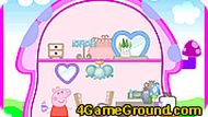 Peppa Pig Little House Decor