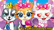 Pets Beauty Salon Hidden Game