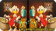 Scrooge McDuck Spot The Difference