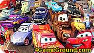Wonder Cars Hidden Alphabet