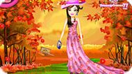 Barbie Coquelicot Fashion Style