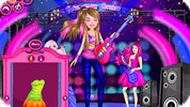 Barbie Glam Rocker Style