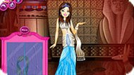 Barbie in Cleopatra Style