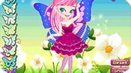 Butterfly Fairy Dressup